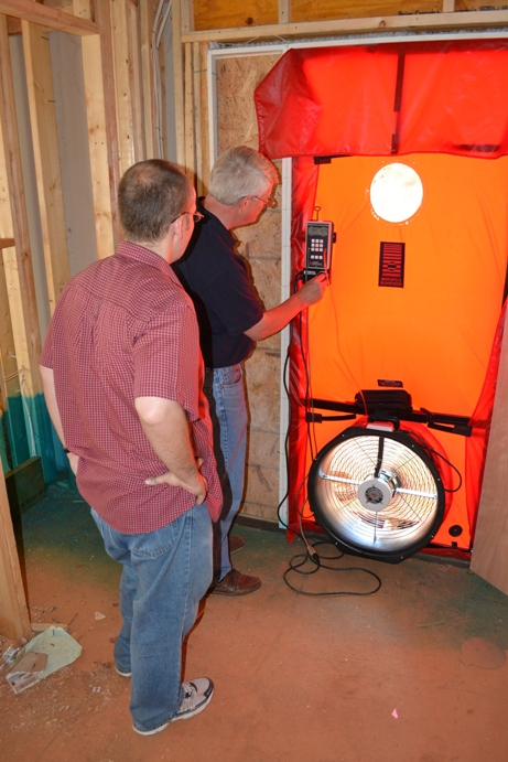 ZIP-R-Sheathing-Blower-Door-Test-Decatur-Georgia-LG-Squared-Inc.