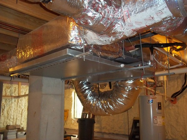 Duct Split Unit : What do ducted mini splits look like home energy pros forum