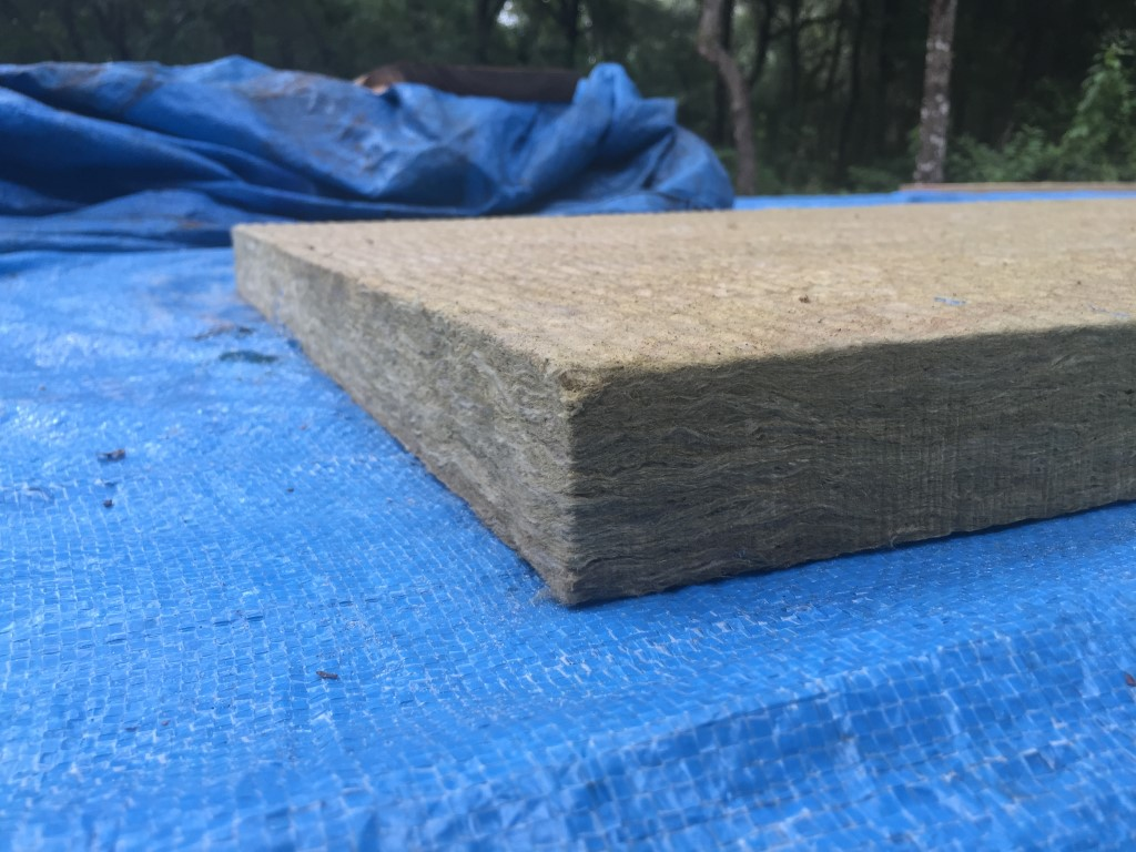 Building with rocks rocks check out the drying potential for Roxul stone wool insulation reviews