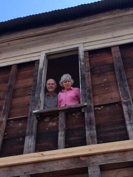 Historic Molette Plantation House